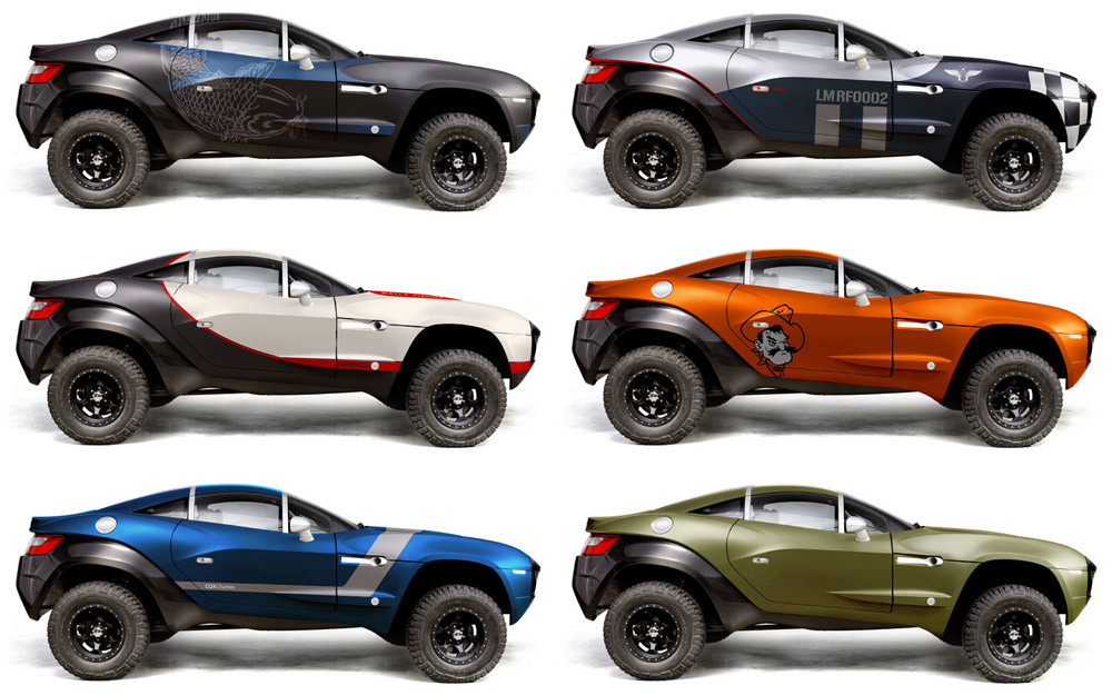 Local Motors Rally Fighter >> Rally Fighter | Partecipactive