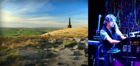 Keith Emerson, Stoodle Pike, Todmorden da Wikipedia per Partecipactive
