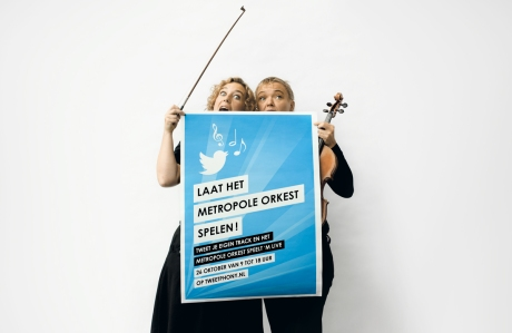 let's the metropole Orchestra play - via partecipactive