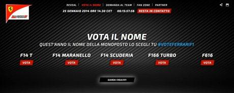 Ferrari-F1-vota-il-nome-via-Partecipactive