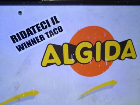 stickering ridateci il winner taco algida crowd power via partecipactive