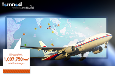 tomnod MH370_header via partecipactive