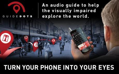 guide dots app via partecipactive